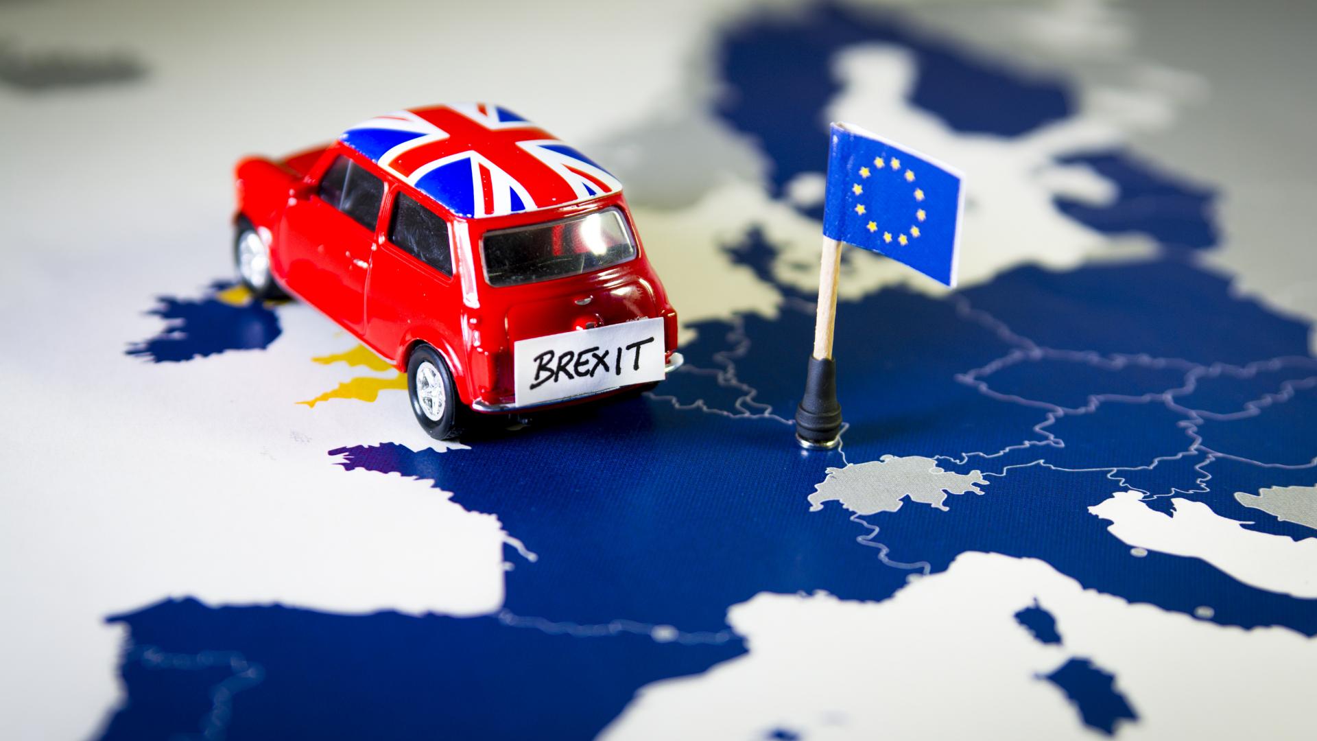 Der Brexit und die CE-Kennzeichnung